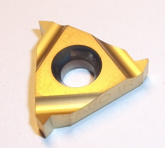 carbide insert 16IR A60 Art.Nr. 344 1727 5 pcs.