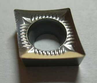 CCGT Stahl Aluminium Messing Kupfer Bronze Wendeschneidplatten CCMT