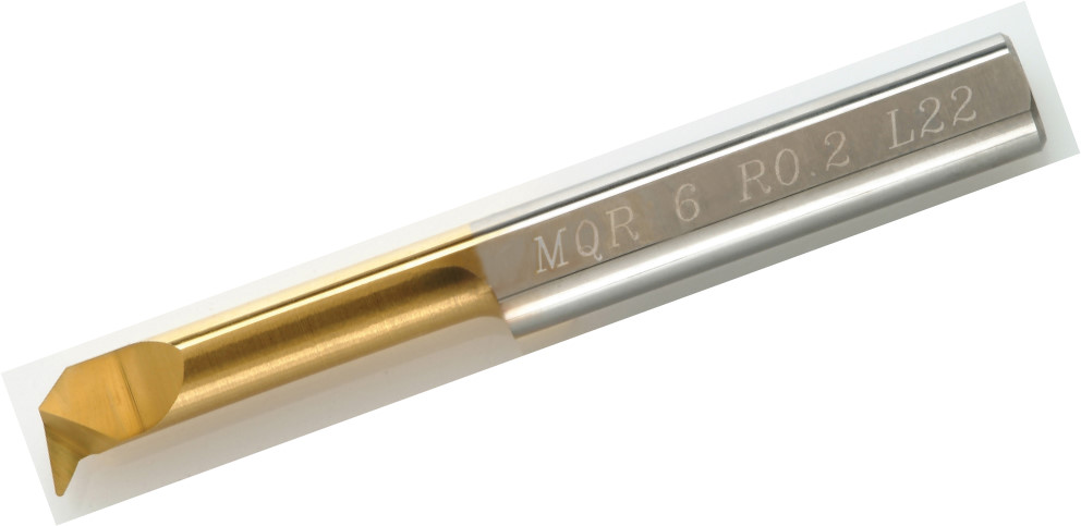 MQR - solid carbide mini Bars for Profiling and Boring
