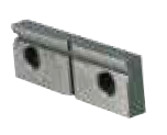 Prism jaws for precision machine vices FMS