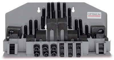Clamping tool kit SPW 58 pcs.