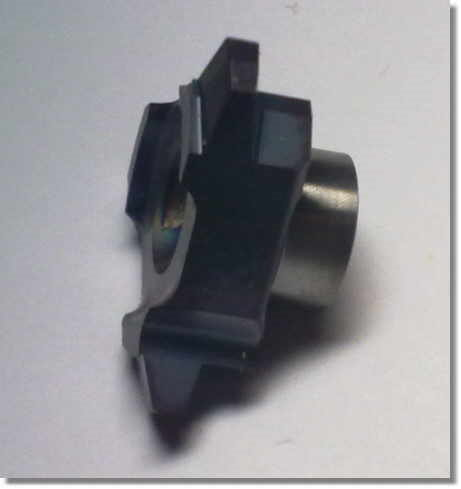 Thread mill inserts Trapezoidal Coarse Thread DIN 103